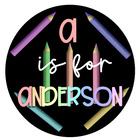 A is for Anderson