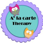 A' la carte Therapy by Christie LaCharite