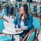 A Library and Garden