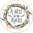 A Nest in the Rocks