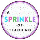 A Sprinkle of Teaching