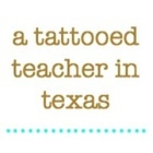 a tattooed teacher in texas
