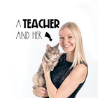 A Teacher and her Cat
