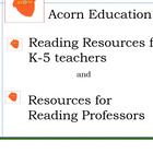 Acorn Education