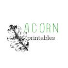 Acorn Printables