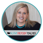 Active History Teacher - Elizabeth Cumbie