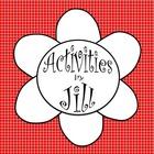 Activities by Jill