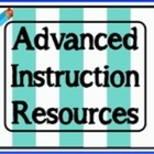 Advanced Instruction Resources