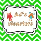 AJ's Monsters