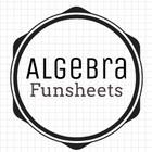 Algebra Funsheets