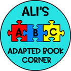 Ali's Adapted Book Corner