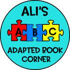 Ali's Adapted Book Corner