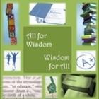 All for Wisdom Wisdom For All