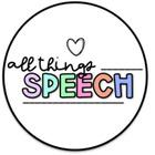 All things speech- JN