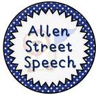 Allen Street Speech