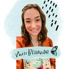 Allie Szczecinski with Miss Behavior