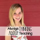 Always Thinking About Teaching