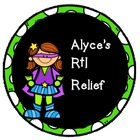Alyce's RtI Relief