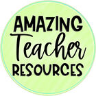 Amazing Teacher Resources