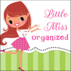 Amy Howbert from Little Miss Organized
