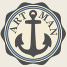 Anchor Art Man