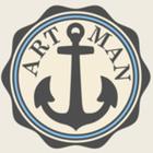 Anchor Art Man