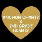 Anchor Charts and 2nd Grade Hearts