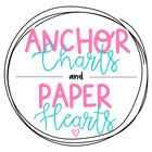 Anchor Charts and Paper Hearts