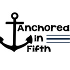 Anchored in Fifth