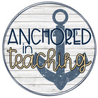 Anchored In Teaching Shop