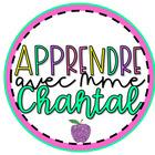 Apprendre avec Mme Chantal
