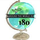 Around the World in 180
