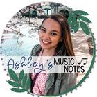 Ashley's Music Notes