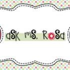 Ask Ms Rosa