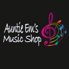 Auntie Em's Music Shop