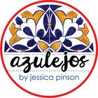 Azulejos by Jessica Pinson