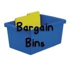 Bargain Bins