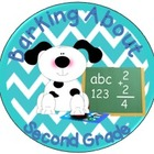 Barking About Second Grade
