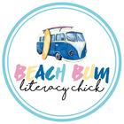 Beach Bum Literacy Chick