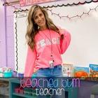 Beached Bum Teacher - Kimberly Anderson