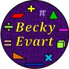 Becky Evart Math Resources