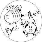 Bee and Moo
