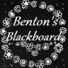 Benton's Blackboard