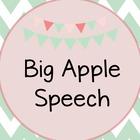 Big Apple Speech