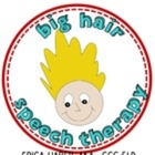 Big Hair Speech Therapy