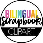 Bilingual Scrapbook Clipart