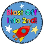 Blast Off Into 2nd