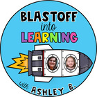 Blastoff into Learning with Ashley B