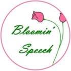 Bloomin' Speech