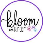 Blooming in Kindergarten